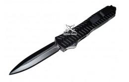 Нож выкидной фронтального выброса