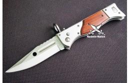 Нож выкидной АК-47 (большой)