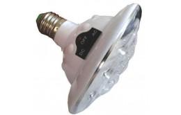 Светодиодная лампа с аккумулятором и пультом ДУ