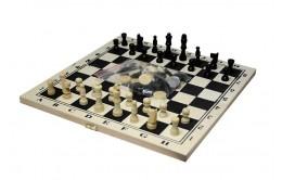 Нарды шахматы шашки деревянные 3в1