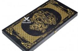 Нарды 60х60см «Золотой Дракон»
