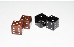 Кубики игральные (зары) из камня