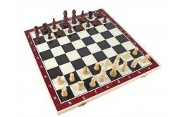 Нарды шахматы шашки деревянные 39x19.5 см