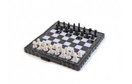 Шахматы магнитные мини 13x13 см
