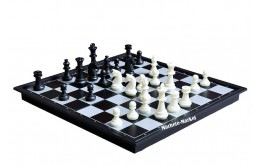 Шахматы на магнитах 25х25см