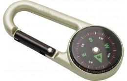 Компас-карабин с термометром