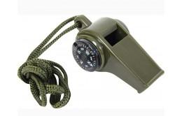 Свисток с термометром и компасом