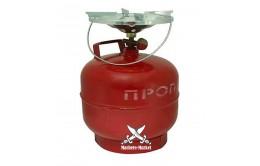 """Комплект газовый горелка с балоном """"Кемпинг"""" 5л"""