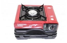 Портативная газовая плита Camping Guru TS-250 (без переходника)