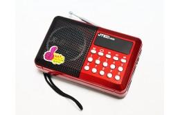 Цифровой мини радиоприемник USB/microSD/AUX/FM