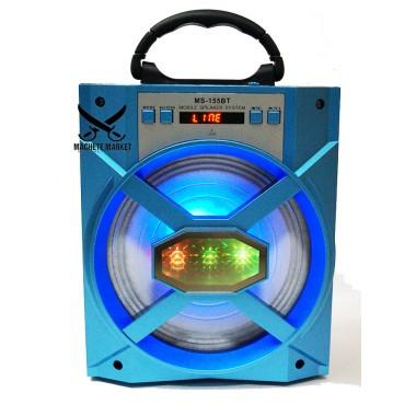 Колонка Bluetooth с USB+SD+радио
