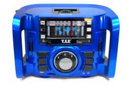 Стерео радиоприёмник MP3/SD/AUX VXR-001R