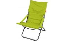 Кресло-шезлонг складное с матрасом