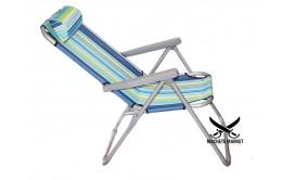 Складное кресло с подголовником