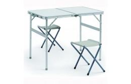 Стол складной для кемпинга + 2 стула