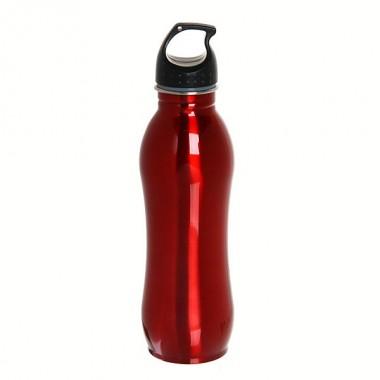 Фляга-бутылка туристическая алюминиевая 650мл