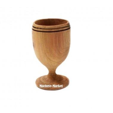 Деревянная рюмка можжевельник