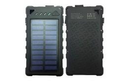 Зарядное устройство от солнца Power Bank 15000 mAh