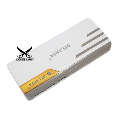 Power Bank Atlanfa 12000mAh 3Usb