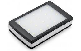 Внешний аккумулятор на солнечной батарее 20000 mAh EK-1