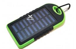 Power Bank на солнечных батареях 13000 mAh