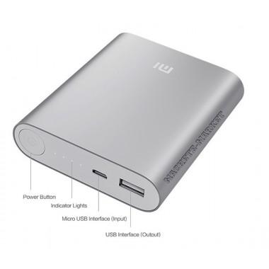 Внешний аккумулятор Mi Power Bank 10400 mAh