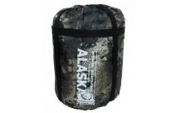 Спальный мешок с подголовником Alaska -20˚С