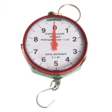 Весы-кантер круглые , до 10 кг, цена деления 0,1кг