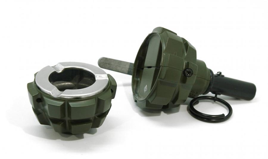 Зажигалка+пепельница Граната Ф-1. Купить в Краснодаре, в ...: http://machete93.ru/F1