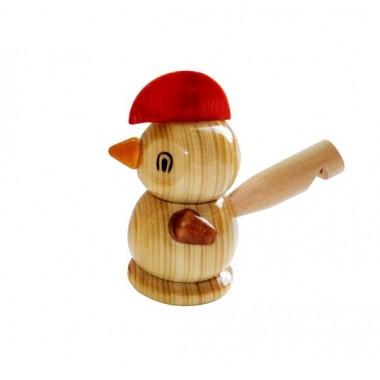 Деревянная свистулька