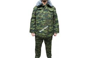 Костюм зимний флора униформ