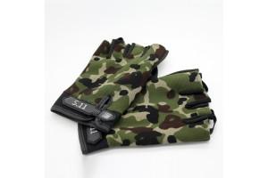 Беспалые перчатки 5.11