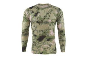 """Тактическая футболка с длинным рукавом """"Мох"""""""