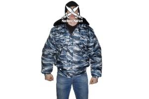 "Утеплённая куртка  ""Оперативка"""
