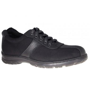 Ботинки тактические черные
