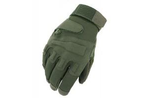 Тактические перчатки с накладками Oliva
