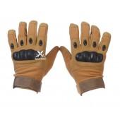 """Тактические перчатки """"Khaki"""""""