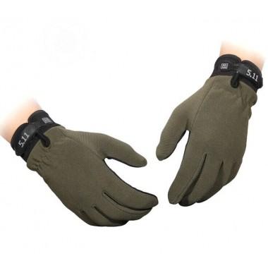 Перчатки тактические 5.11 Olive