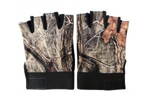 "Беспалые перчатки ""Лес"""