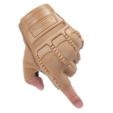 "Беспалые перчатки ""Khaki"""