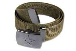 Ремень брючный армейский ВКБО олива