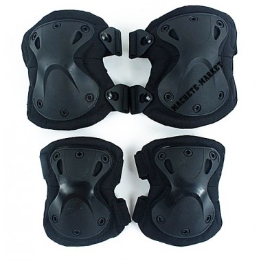 Комплект наколенники+налокотники X-Form 9mm