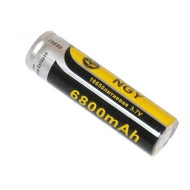 Аккумулятор Li-Ion 18650 NGY 3.7 В