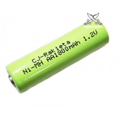Аккумулятор NI-MH AA 1800mAh 1.2V