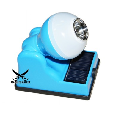 Фонарь-лампа автономная с солнечной подзарядкой и Usb