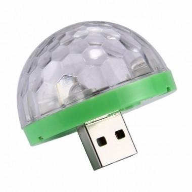 USB диско-шар