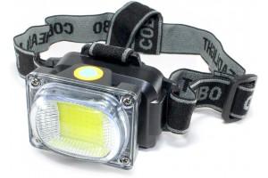 Налобный фонарь ZB-6658 COB