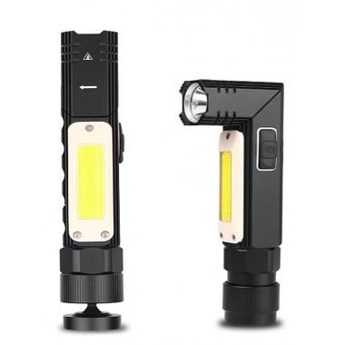 USB фонарик с магнитом