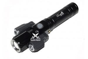 Ручной фонарь UltraFire HL-E250