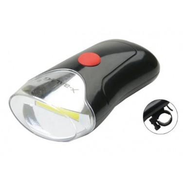Велосипедный фонарь X-Balog BL 300 COB